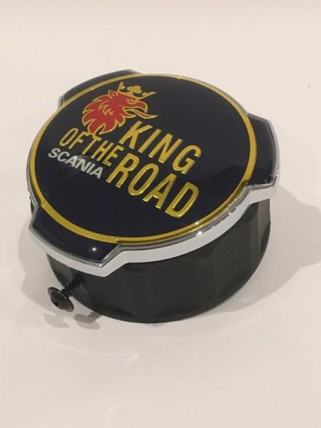 Ruitensproeier dop R-serie (blauw /goud king of the road)