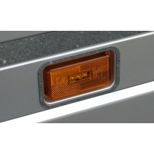 Stainless Marker lamp Application Scania R Series Type 2