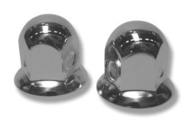 Stainless Steel Nut Caps 33mm - 44mm Height