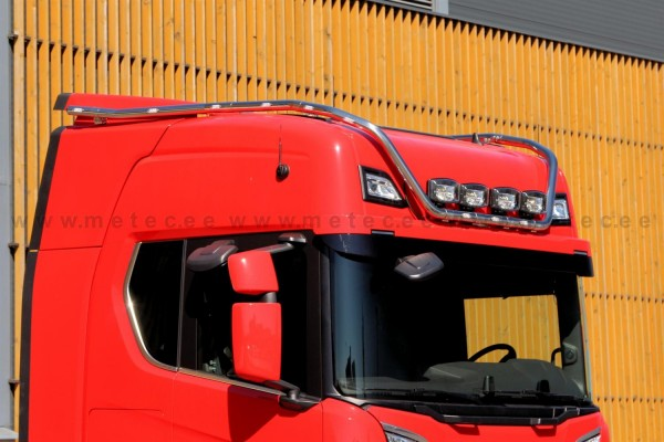 Metec dakbeugel HYDRA, Scania R & S