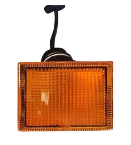 Scania 3 serie zonneklep verlichting oranje