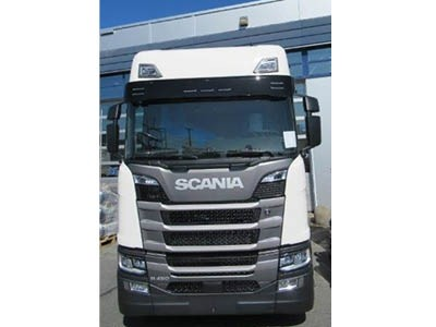 XL sunscreen Scania R / S Next Gen 7 position lights