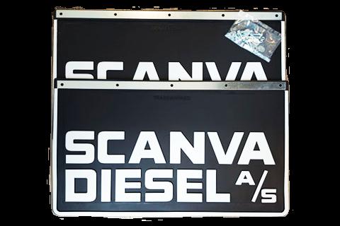 Scanva Diesel spatlapset 60x35cm - 2 stuks
