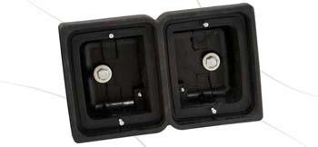 LEDON rubber casing 2-chamber
