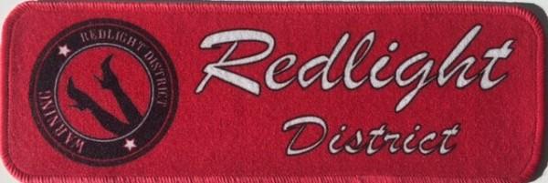 Dashboardmat Red Light District
