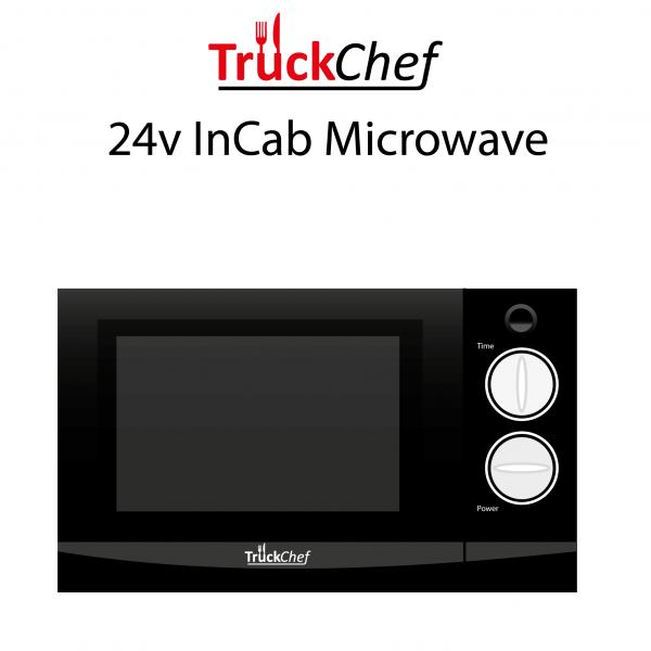 Microwave Volvo FH/FM 4 (Zwart Paneel)