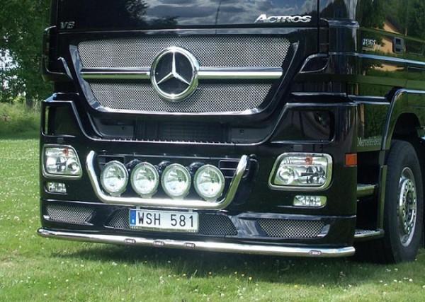 METEC Bumper Bar Mercedes Actros MP2/MP3