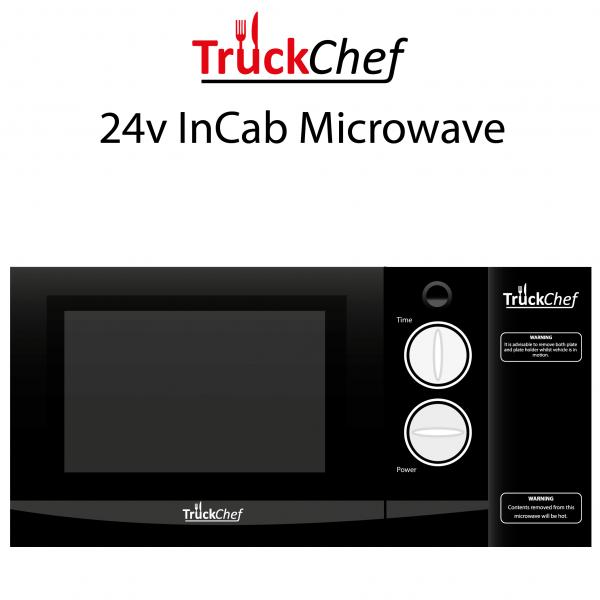 Microwave MB Actros 4 Gigaspace