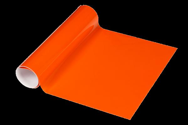 Oranje lampenfolie