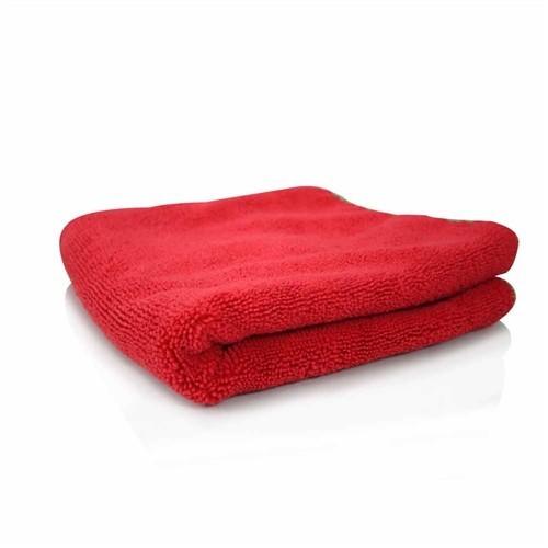 Fluffer miracle supra microfiber towel, red 60 cm X 40 cm