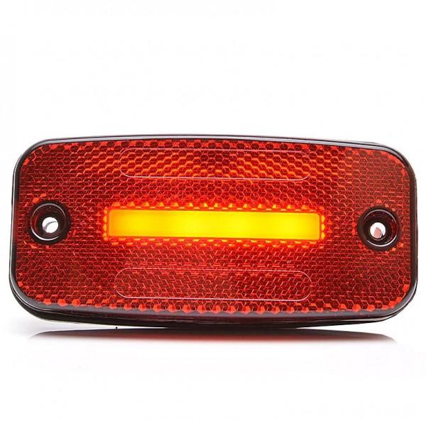One Line - markeringslicht rood - LED (820131)