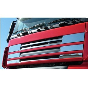 Stainless Steel application DAF XF 105 unpainted Grill
