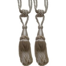 Ivory Embrasse (set of 2 pieces)