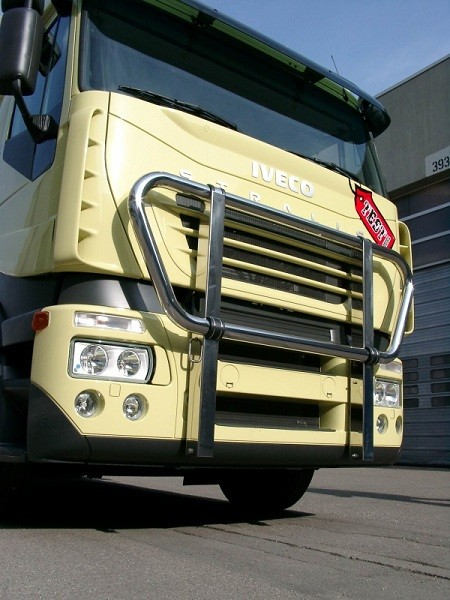 Metec Standaard bullbar Iveco Stralis Active- Day- & Time Space