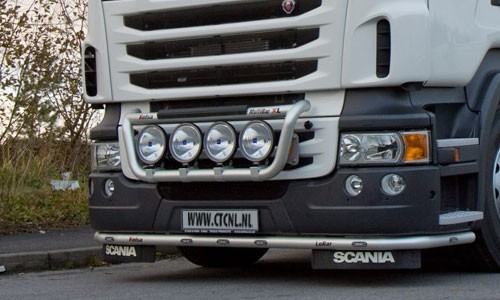 R Series Type 2 Multibar XL Alminium (high bumper)
