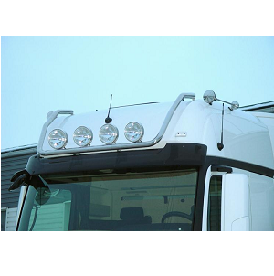 METEC Roof Light Bar Mercedes Benz Actros MP4 Gigaspace