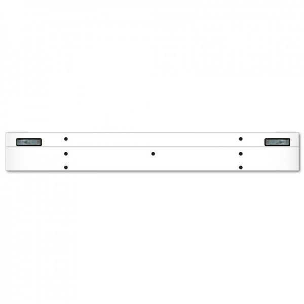 Sun visor type 1-A for Scania 4-series with Highline cabin
