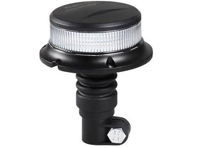 LED flashlight bright - rod assembly