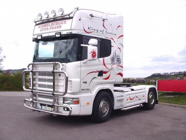 Metec Daklampenbeugel Scania 4 Topline