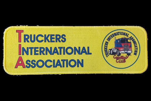 Dashboardmat Truckers International Association