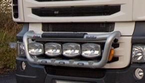 R Serie Type 2 Multibar Aluminium (hoge bumper)