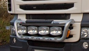 R Series Type 2 Multibar Aluminum (high bumper)