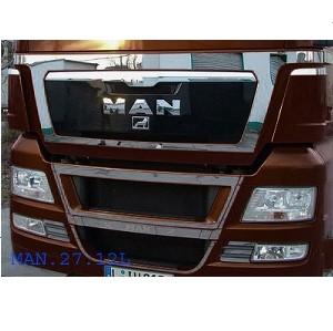 Front + deurapplicatie voor MAN TGX