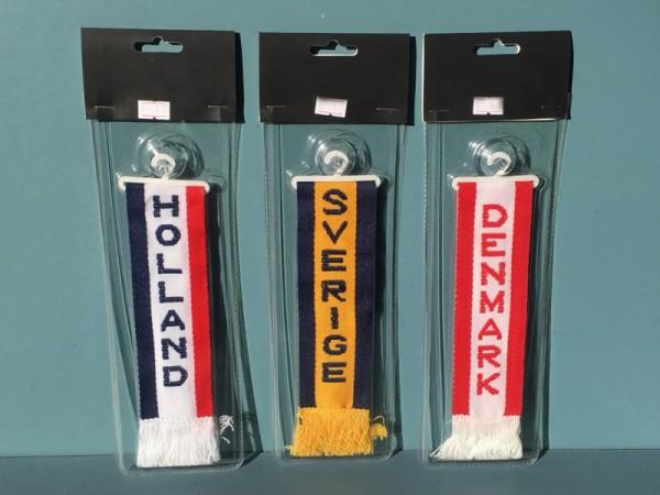 Oldskool Mini scarf Danmark