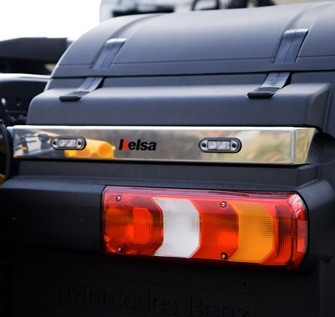 Kelsa Wingbar Mercedes Actros >2012 Gigaspace