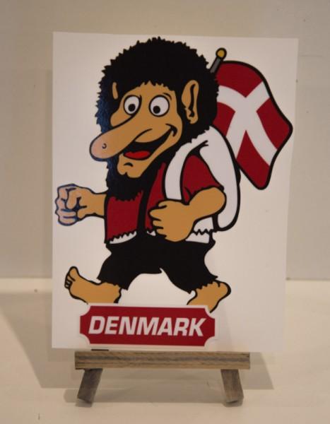 Sticker troll Denmark