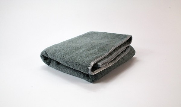 Gray Matter !! Microfiber Towel Dryer, 90cm x 60cm