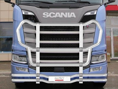 Metec Bullbar Griffin Scania S -2016