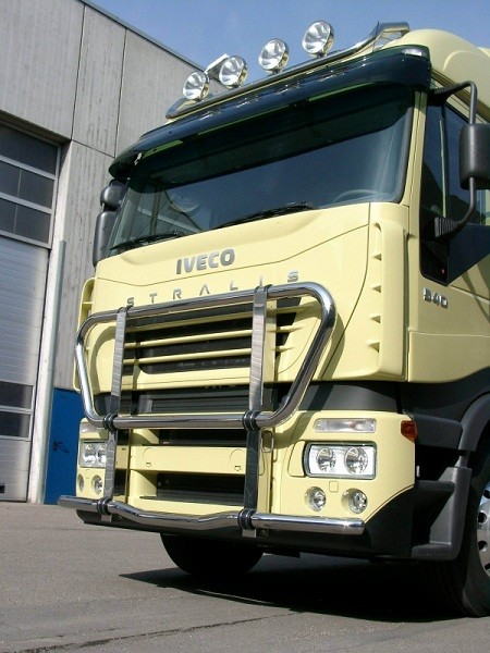 Metec Mega bullbar Iveco Stralis Active- Day- & Time Space