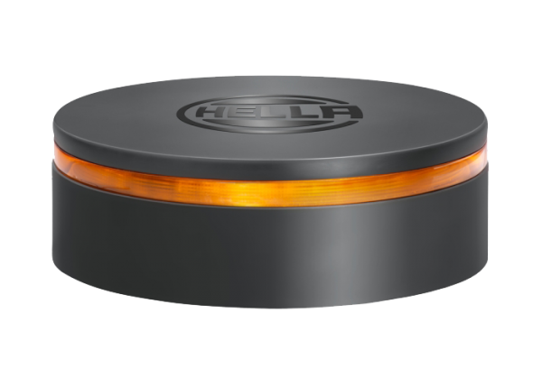 Hella Zwaailamp K-LED Oranje