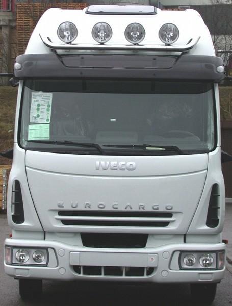 Metec Daklampenbeugel Iveco Eurocargo > 2003 met hoog dak