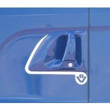 RVS Applicatie Deurklink V8 4 & R Serie (set van 2 stuks)