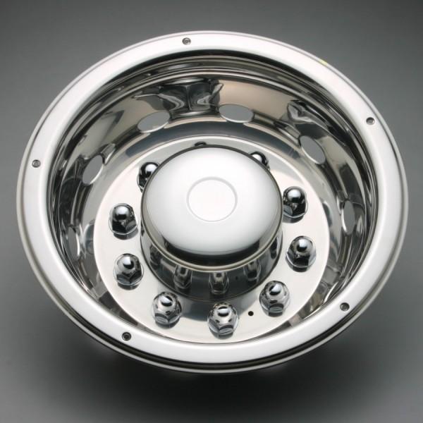 "Deluxe wheeltrim rear deep 22.5"""