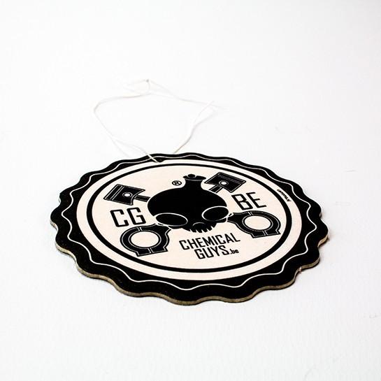 Chemical guys belgium scented hanger black
