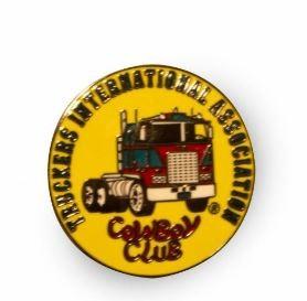 Pin TIA - Truckers International Association