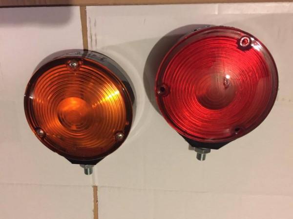 Hella Pablo oranje/rood