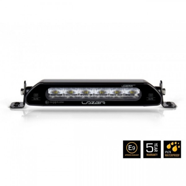 Lazer LED bar Linear 6 Elite (E-mark)