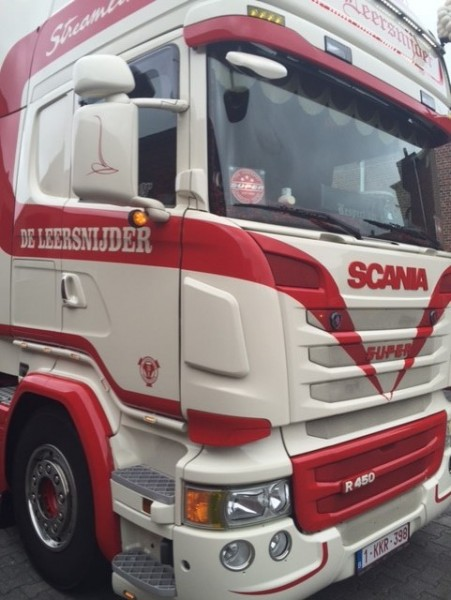 Vuilafstoters Scania R Serie