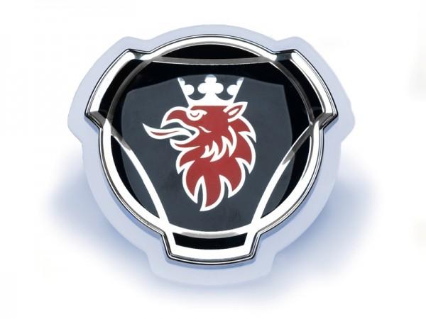 Scania LED Embleem - Xenon wit
