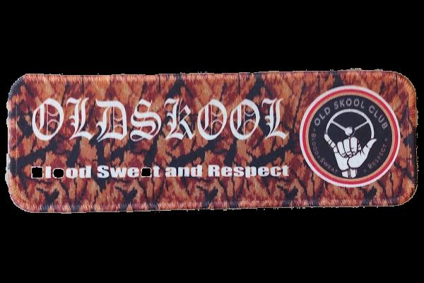 Dashboardmat Oldskool Club