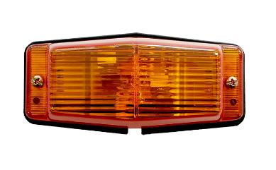 Dubbelbrander oranje