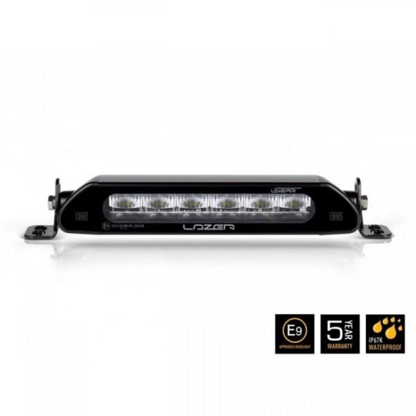 Lazer LED bar Linear 6 Standard (E-keurmerk)