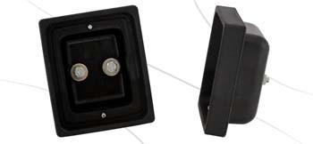 LEDON rubber casing single chamber