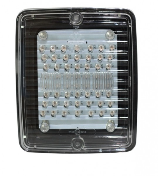 LEDON foglight with clear glass