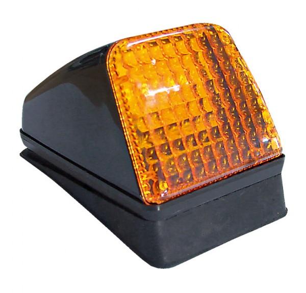 volvo toplamp oranjeglas LED