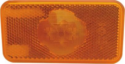 zijmarkeringslamp led oranje volvo